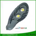 โคมไฟถนน LED Street Light หลังเต่า COB Chip 100W New Design