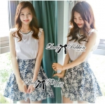 DS-PP-031 Lady Autumn Casual Sweet Hued Lace Set