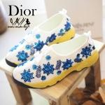 รองเท้าผ้าใบงานก็อปแบรนด์ดังก้องโลกอย่า Dior รุ่น Fusion Sneakers
