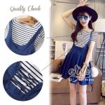 Beauty Jean Set style Lolita Girl S159-75C02