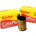 TY064 ฟิล์ม ฟิลม์ใส่กล้อง 1 ม้วน kodak color Plus 200