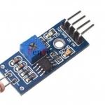 photoresistor light module