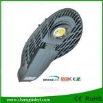 โคมไฟถนน LED Street Light หลังเต่า COB Chip 50W New Design