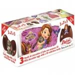 SU016 Zaini Chocolate Egg Surprise ไข่ เซอร์ไพร์ส ช๊อคโกแล๊ค พร้อมของเล่นสุดฮิต - Sofia the First