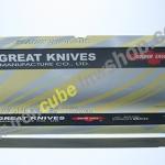 ใบมีดเครื่องตัดผ้า 8นิ้ว ยี่ห้อ Golden Eagle ตรานก ไต้หวัน
