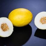 (Whole 1 Oz) เมล่อน พันธุ์คานารี - Canary Yellow Melon