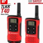 วิทยุสื่อสาร Motorola TLKR T40
