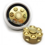 HF260 Fidget spinner -Hand spinner - GYRO (ไจโร) โลหะ เคลือบสี รุ่น Magnum
