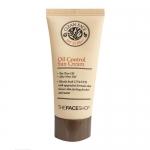 [พร้อมส่ง] The Face Shop Clean Face Oil Control Sun Cream SPF 35 PA++ 50ml กันแดดสูตรออยฟรี เหมาะสำหรับผิวเป็นสิว ผิวแพ้ง่าย พร้อมบรรเทาอาการอักเสบ