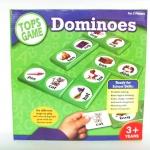 BO094 Top Game Dominoes เกมส์ โดมิโน เล่นได้ถึง 6 แบบ ของเล่นแฟมิลี่ เกมส์เล่นสนุกนาน กับเพื่อนๆ และ ครอบครัว