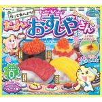 M006 Kracie Popin Cooking Sushi ชุดทำซูชิ น่ารักมากๆ ทำเสร็จแล้วกินได้จริง