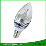 หลอดไฟ LED E14 Candle Bulb Light 3w Type B