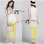 Lady Gia Summer Pretty Floral Yellow Set L135-79C01