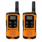Motorola วิทยุรับส่ง วอคกี้ทอคกี้ รุ่น TLKR T41 (คู่ละ)