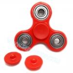 HF075 Hand spinner - GYRO (ไจโร) -Fingertip Gyroscope Basic รุ่น ลูกข่าง สีแดง