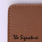 "ABOUT ""The Signature"""