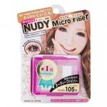 Micro Fiber Nudy ทำตา 2 ชั้น - 105 ชิ้น (52 ครั้ง)