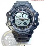 นาฬิกาข้อมือ US Submarine 2ระบบ (ดิจิตอล&เข็ม) สีดำ รุ่น TP3168M กันน้ำ 30 เมตร