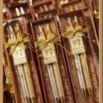 ปากกาเงินทองแพ็คกล่องไม้