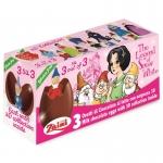 SU020 Zaini Chocolate Egg Surprise ไข่ เซอร์ไพร์ส ช๊อคโกแล๊ค พร้อมของเล่นสุดฮิต - Snow White