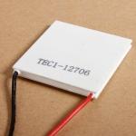 TEC1-12706 Thermoelectric Cooler Peltier (เทอร์โมอิเล็คทริค)