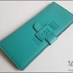 Turquoise(เขียวเทควอยด์) - Sashy Yen Wallet