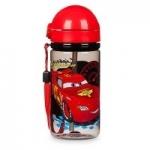 thermos funtainer bottle Lightning McQueen ฝาแดง