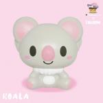 I294 สกุชชี่ Squishy KOALA By IBOOLM ขนาด 10 cm (Super Soft) ลิขสิทธิ์แท้