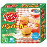 M003 Kracie Happy Kitchen Hamburger ชุดทำแฮมเบอร์เกอร์ ทำเสร็จแล้วกินได้จริง