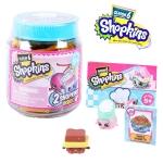SS001 (งานเทียบ) Shopkins Surprise Pack seasons 6 (ช้อปกิ้นส์ ซีซั่น6) Shopkins 1 ขวด มี 2 ตัว