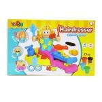 PP024 แป้งโดว์ ชุดใหญ่ Hair Dresserชุด ร้านทำผม Play Dough