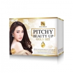 Pitchy Beauty Up Gold Set ครีมพิชชี่ 1 ชุด
