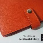 Togo Orange(ส้ม) - Bookbank Holder