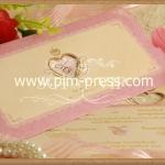 การ์ดแต่งงาน VIP-SCT หน้าเดียว (9-0221,9-0222,9-0226)