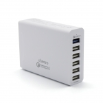 6 USB AC Charger (Qualcomm Quick Charge 3.0)