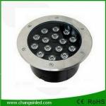 โคมไฟ LED ส่องต้นไม้ แบบฝังพื้น DC12v 15w