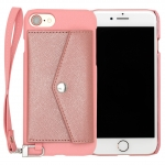 Rakuni for iPhone 7 Case Pocket Type ( Pink )