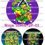 Ninja Turtle 2P-01