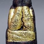 พระปิดตาหลวงพ่อแก้ว พิมพ์แลกซุง ( ย้อนยุค) สร้างโดยหลวงปู่บุญ วัดทุ่งเหียง ชลบุรี