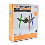 VB012 ชุด 3 in 1 doodling robot ชุดประกอบหุ่นยนต์ 3 in 1