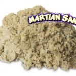 P065 ทรายนิ่ม Martian Sand ทราย มีกากเพชร วิ้งๆ สีทราย น้ำหนักถึง 1000 กรัม (สินค้ามี มอก)