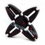 HF231 Fidget spinner -Hand spinner - GYRO (ไจโร) โลหะ อัลลอย เคลือบสี ลายเพนท์