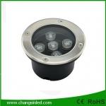 โคมไฟ LED แบบฝังพื้น DC12v 5w