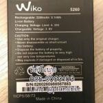 แบตเตอรี่ Wiko Plup Fab 4G (วีโก้ พัลพ) 5260