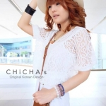 Betty V Lace Blouse C150-52A10