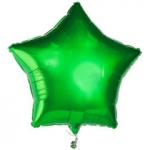 ลูกโป่งดาวสีเขียว