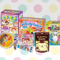 ของเล่นกินได้ / ของเล่นกินได้จากญี่ปุ่น / ขนมของเล่นญี่ปุ่น