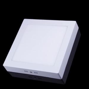 โคมไฟ LED ติดเพดาน Surface Mounted Panel Light Aluminum 32w เหลี่ยม