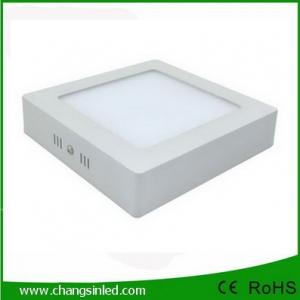 โคมไฟ LED ติดเพดาน Surface Mounted Panel Light 18w เหลี่ยม