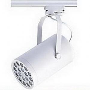 โคมไฟ LED Track Light 21W เป็นชุดโคมไฟใช้กับรางไฟ